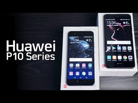 Huawei P10 és P10 Plus teszt