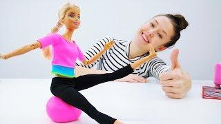 Барби села на диету - Видео для девочек