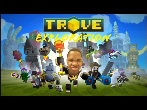 Trove with exploration # 2 Dj productions
