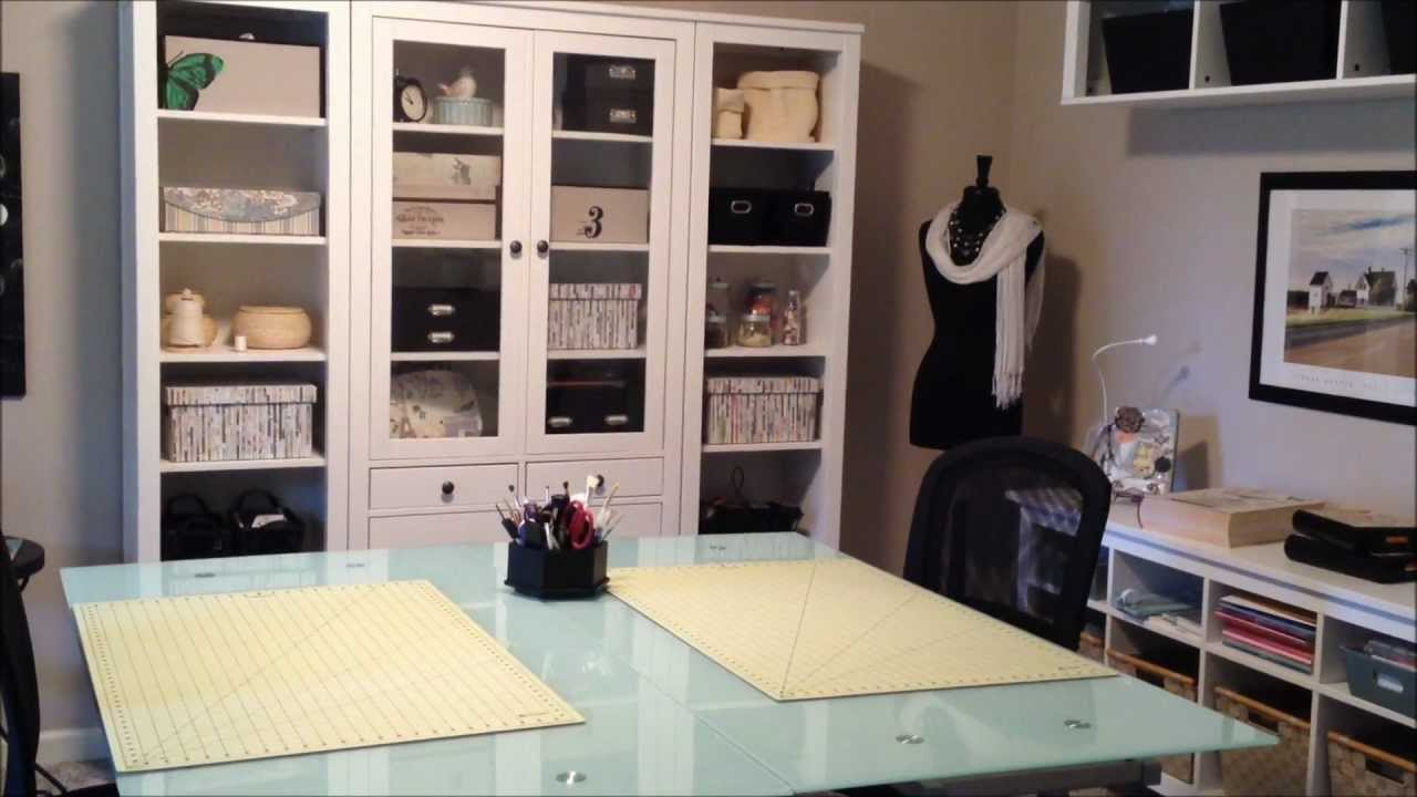 new studio space ikea youtube. Black Bedroom Furniture Sets. Home Design Ideas