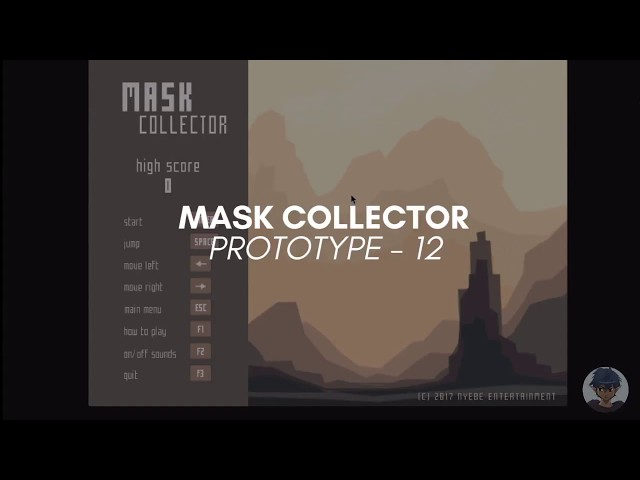 Game Dev: Mask Collector Prototype #12 Update