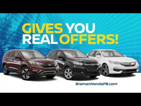Braman Honda Palm Beach - True Zero Leasing