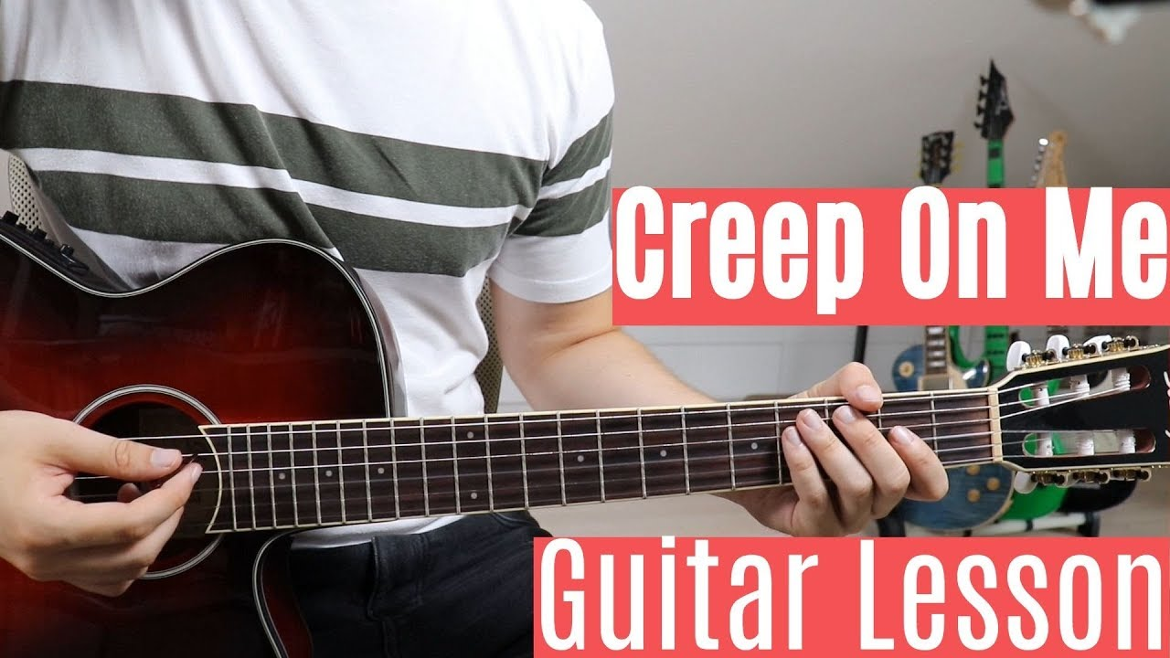 Gashifrench Montanadj Snake Creep On Me Guitar Lesson Tutorial