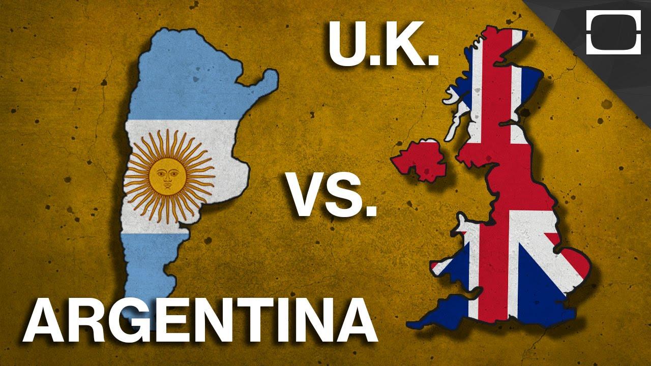 British in Argentina