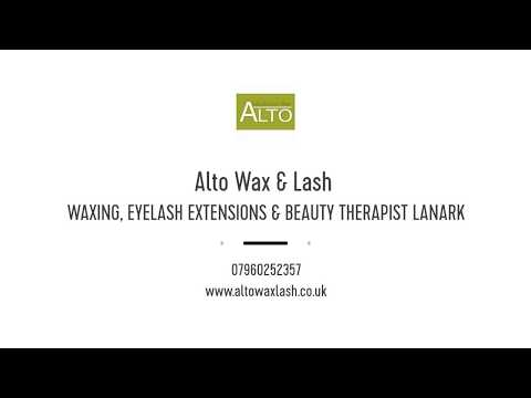 WAXING EYELASH EXTENSIONS & BEAUTY THERAPIST LANARK