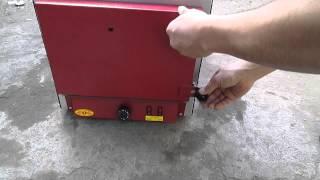 видео Пенал-термос для хранения прокаленных электродов ПТ-5