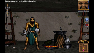 Anvil of Dawn (Ianmyrth gameplay + intro) for DOS