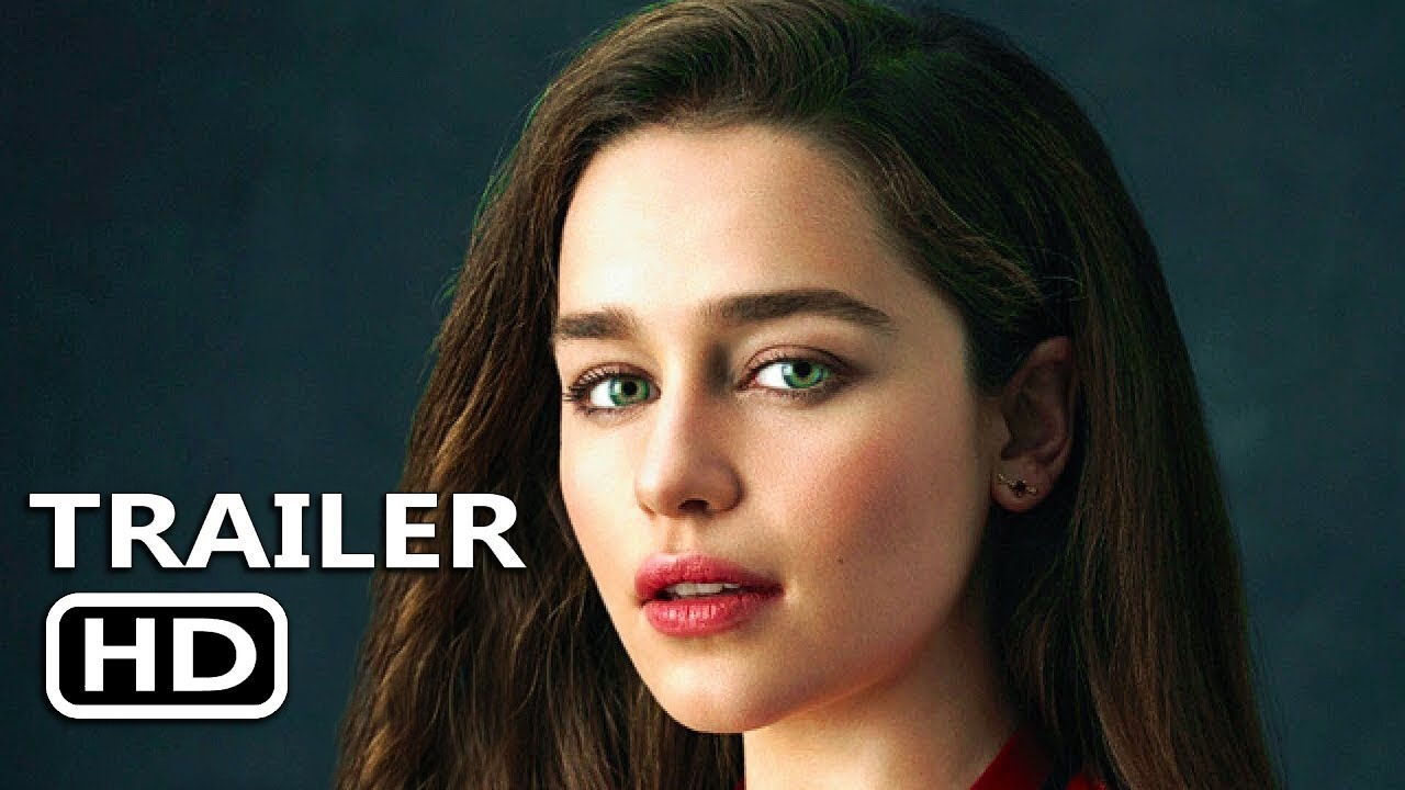 MURDER MANUAL Official Trailer (2020) Emilia Clarke Movie