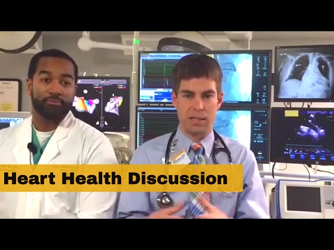 Heart Health Discussion with Dr. Karl Richardson and Dr. Elijah Beaty