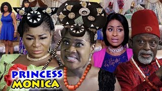 PRINCESS MONICA SEASON 1&2 ''New Movie Alert'' - Mercy Johnson 2019 Latest Nigerian Nollywood Movie