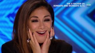 This Might Be The Biggest Surprise We've Seen In Audition Yet! - The X Factor UK on AXS TV