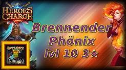 Heroes Charge:  Portal zu Außenstationen Brennender Phönix 10 [Outland Burning Phoenix 10] ★★★