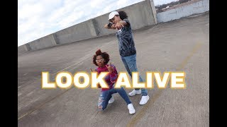 BLOCBOY JB & DRAKE LOOK ALIVE PROD BY: TAY KEITH || dance video