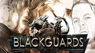 Blackguards Review.
