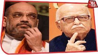 Amit Shah's Time Aa Gaya! BJP National President Replaces LK Advani In Gandhinagar Seat