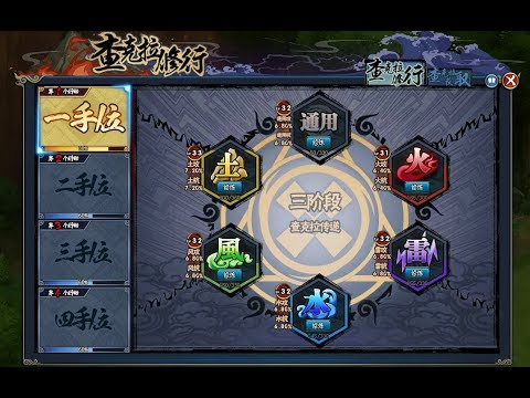 New Power feature arrived in CN, five nature chakra enhancement, 20k ingots for 5k power.