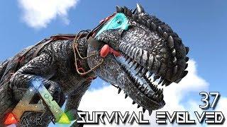 ark survival evolved giga baby breeding zombie wyvern e37 mod pugnacia dinos gameplay