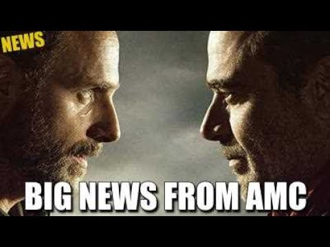The Walking Dead Season 8   Big News From AMC About The Future Of The Walking Dead