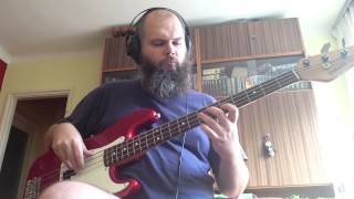 Queen - Seaside Rendezvous (bass cover)