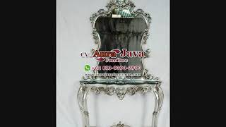 French Style Dressing Table | Dressing Table | Jepara Furniture | Indonesia Furniture | Ajf | 2019