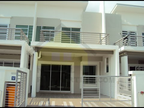 Sold Double Storey Terrace House In Nusari Bayu 2 Bandar Sri Sendayan Malaysia