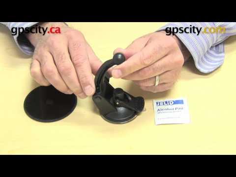 Arkon Garmin G-Ball Suction And Dash Mount (GN115) @ Gpscity.com