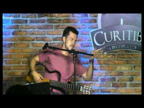 Música ao Vivo com Edgar Renne - NÃO TRANSMITIREMOS O STAND-UP!