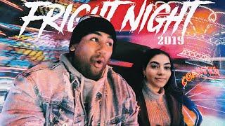 FRIGHT NIGHT @ PLAYLAND 2019 | VLOG Day 71
