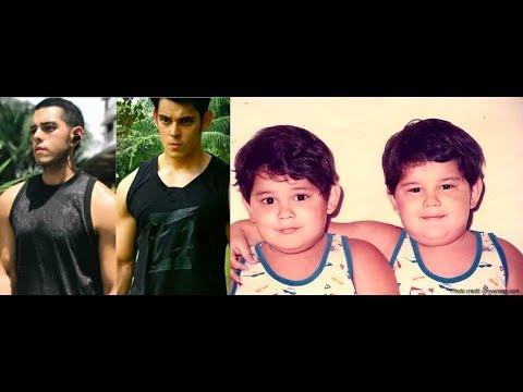 From cuties to hotties RICHARD & RAYMOND GUTIERREZ !!!