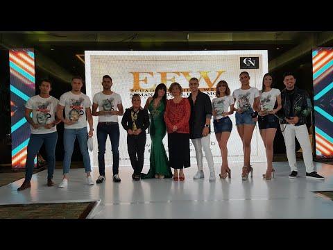 ECUADOR FASHION WEEK 2020 -  EL ESTILO LATINO SE TOMO LA PASARELA