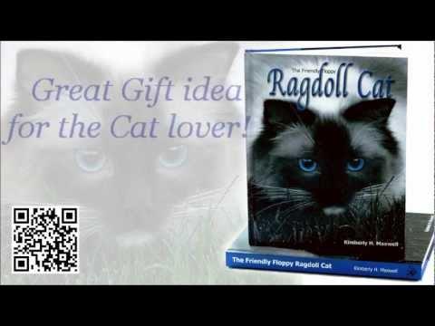 The Friendly Floppy Ragdoll Cat Book Trailer