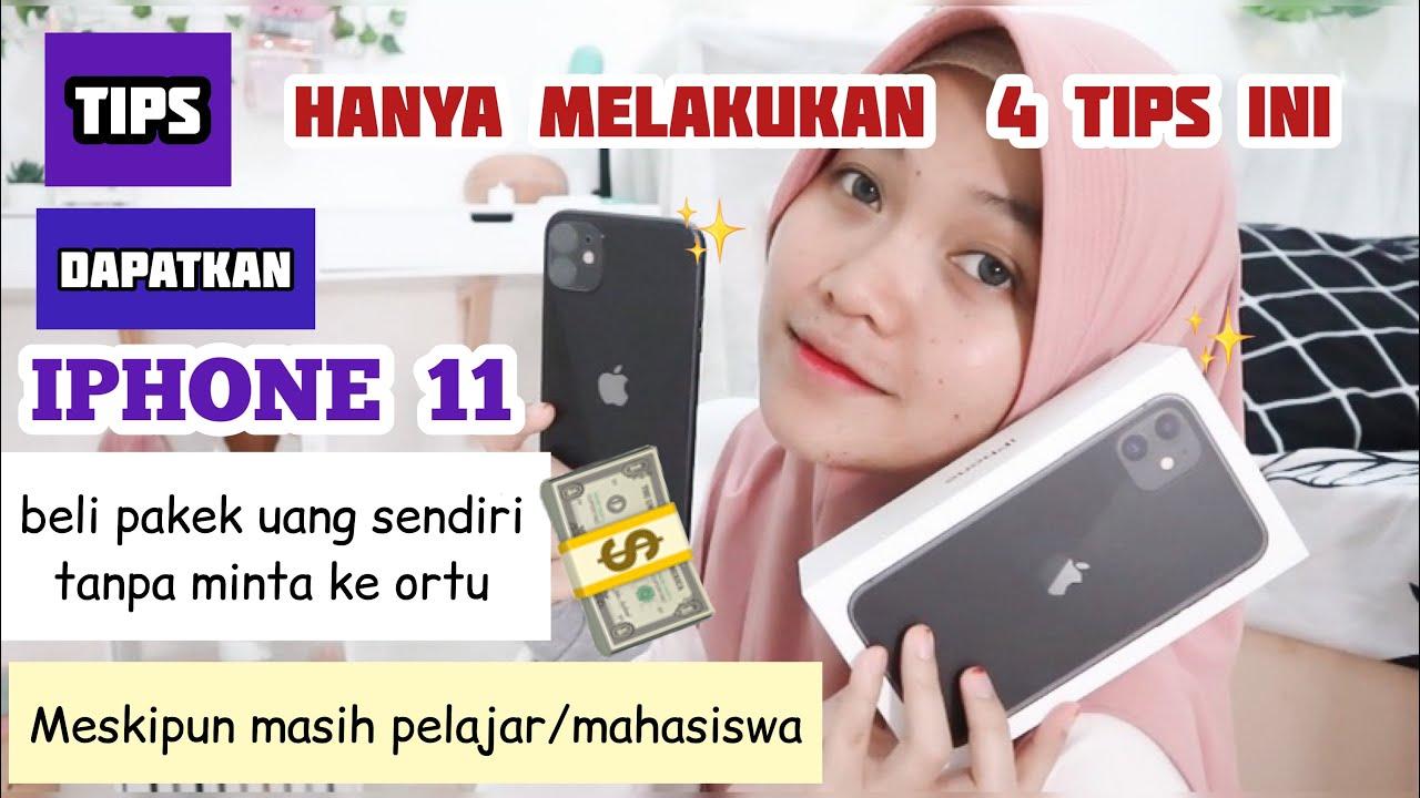 Tips Bisa Beli Iphone 1 tanpa minta ke orang tua - untuk pelajar,  mahasiswa, pengangguran!
