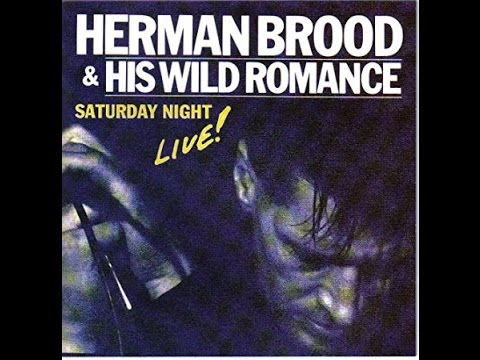 Herman Brood & his Wild Romance - Saturday Night Live ! ( the VIDEO album )