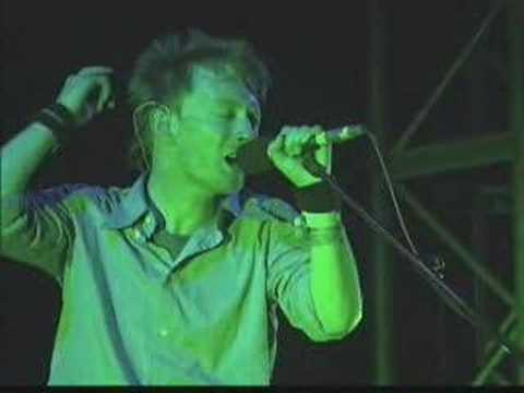 Radiohead - The Gloaming [Glastonbury 2003]