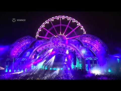 Carl Cox Live @ Tomorrowland 2015 - Day 2 - Essence Stream Day 1