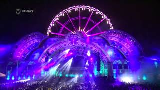 Carl Cox Live @ Tomorrowland 2015 - Day 2 - Essence Stream Day 1