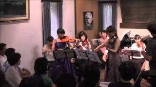 二つのヴァイオリンのための協奏曲/J.S.バッハ(Concerto for Two Violins/J.S.Bach)