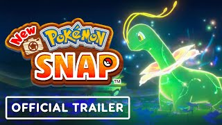New Pokemon Snap - Official Gameplay Overview Trailer