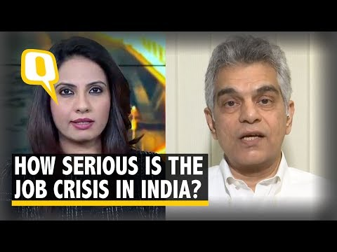 Debate| How Serious is the Job Crisis in India? | The Quint