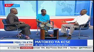Mbiu ya KTN: Matokeo ya KCSE