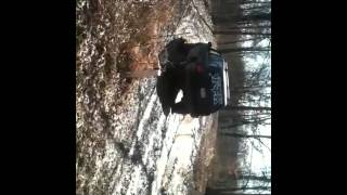 Backwoods 4wheel club. Jeep