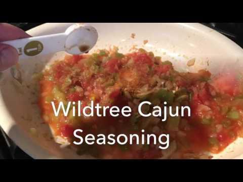 Wildtree Cajun Shrimp And Grits Recipe