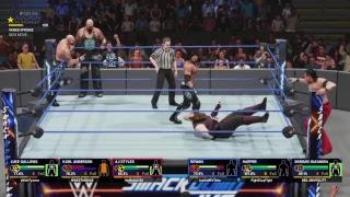 The Club vs Bludgeon Bros & Nakamura: Week  10 (s2)