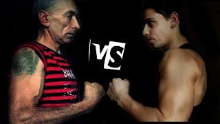 Батя vs Сын (Отжимания за 60 секунд) А на что способен твой отец?