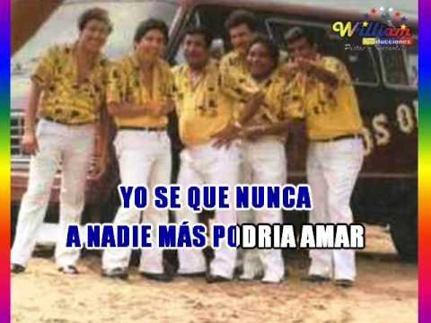 Los Originales del Vigia (del Zulia) - Mary es Mi Amor (Karaoke Demo)