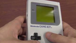 CGRundertow - NINTENDO GAME BOY Video Game Console Review