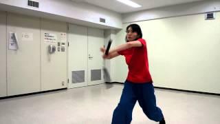 『ハイブリッド・アクション教室』に参加してくれている、女優・山本佳...