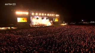 Rammstein - Mein Teil / Mein Herz Brennt / Du hast - Hurricane 2013 - Proshot