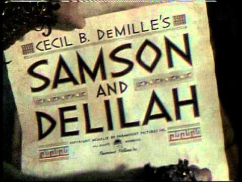 Samson and Delilah (1949) - Suite - Victor Young