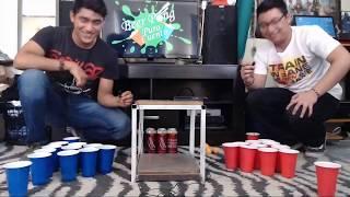 Beer Pong extremo con ligazos!!  | #BeerPong | thumbnail